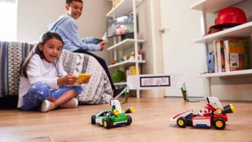 Real-life Mario Kart Live: Home Circuit Lets Racers Steer Tiny RC Cars Around Houses 4 Top10.Digital