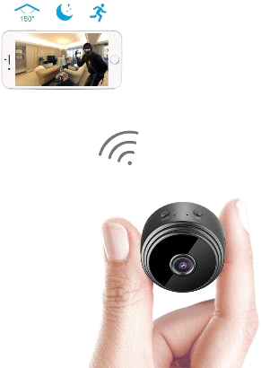 TOP 10 HIDDEN SECURITY CAMS YOU NEED TO KNOW ABOUT BEFORE 2020 ENDS 3 Top10.Digital