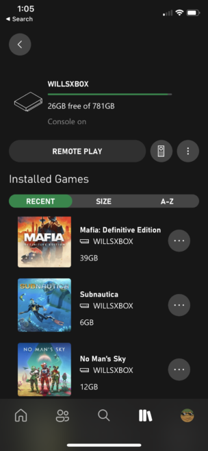 Xbox iOS App New Update: Now Stream games With Remote Play Support 6 Top10.Digital