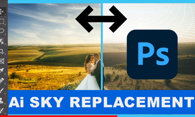 Photoshop Now Has AI Sky Replacement Feature