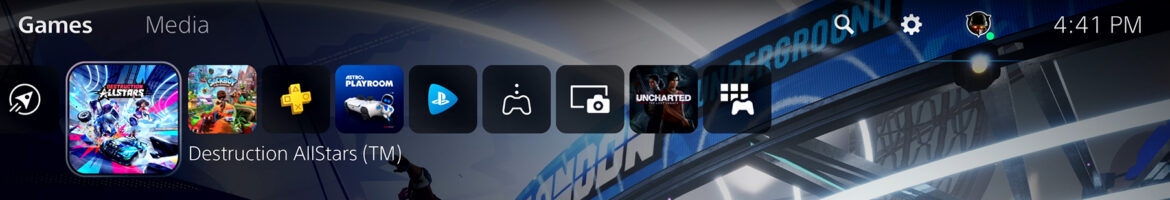 PS5 UI Has Finally Been Revealed Today 1
