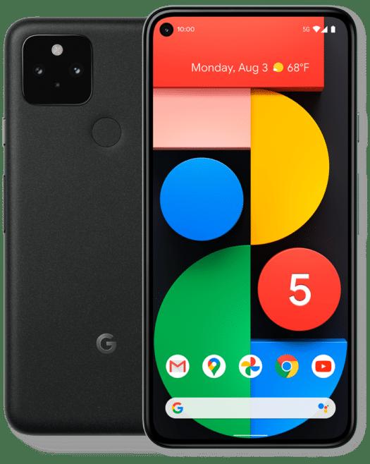 Google Pixel 5 event: Pixel 5 Smartphone