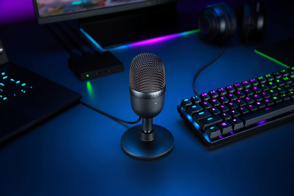 Razer Seiren Mini Microphone Is Now Available For Streaming 1 Top10.Digital
