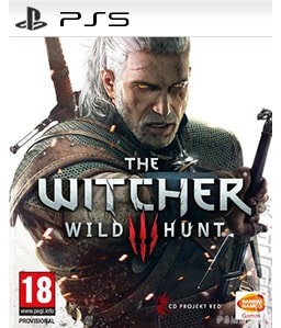 Top 10 PS5 games: The Witcher 3