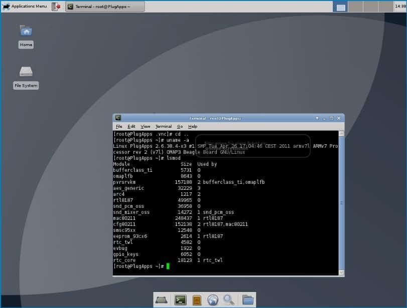 Arch Linux ARM OS