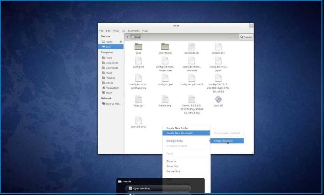 Pidora-Raspberry Pi 4 OS