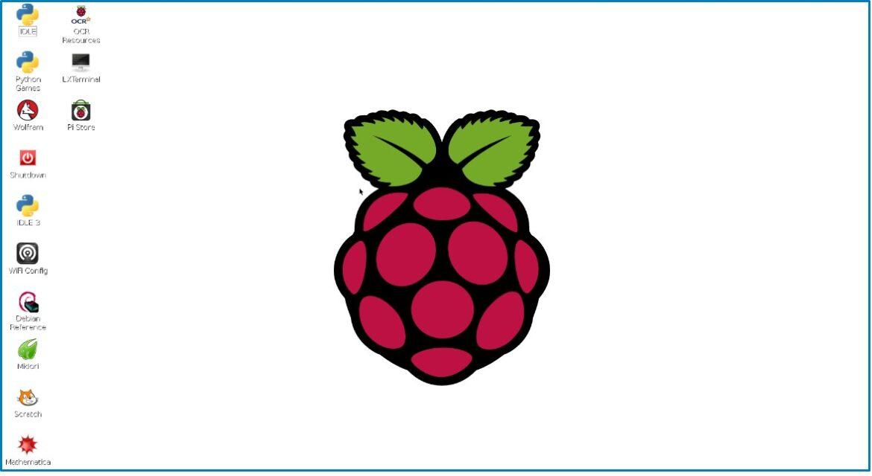Raspbian OS for Raspberry Pi 4