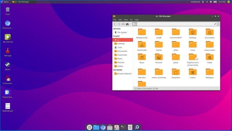 Twister OS