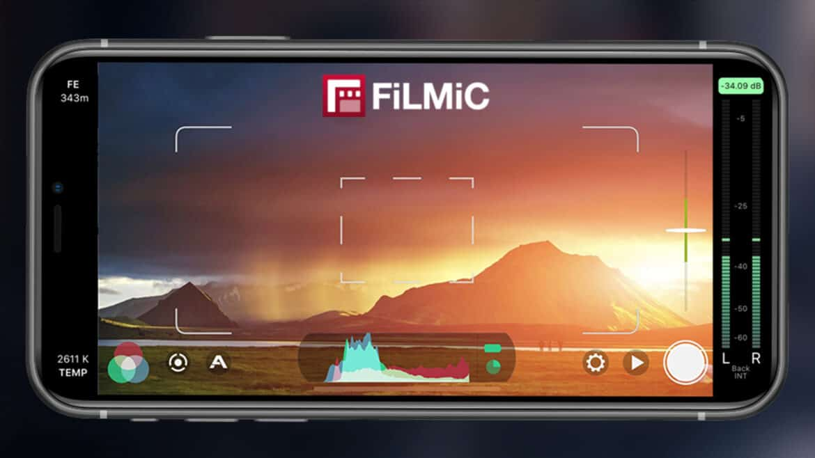 FilMic now supports Dolby Vision